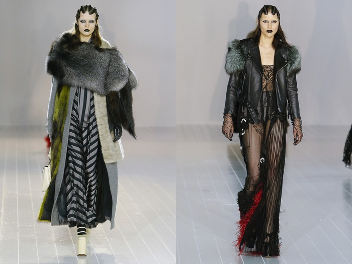 ���������� ��������� Marc Jacobs Ready-to-Wear Fall 2016