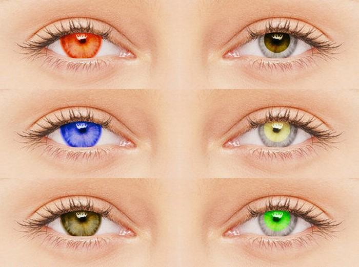Технологичные контактные линзы защитят глаза от солнца и улучшат ...