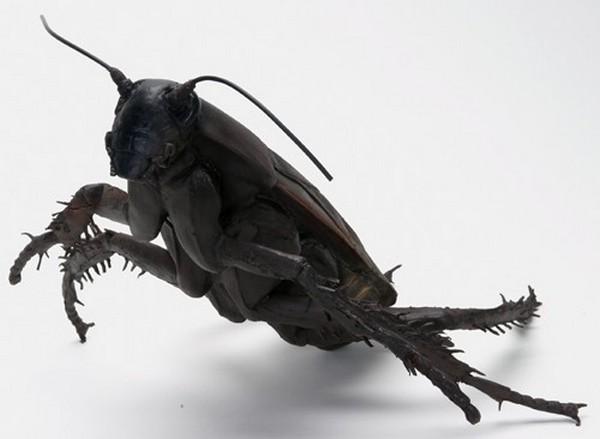 Самый большой таракан Mega Cockroach