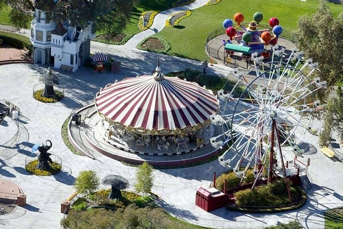 Так Neverland выглядел раньшe