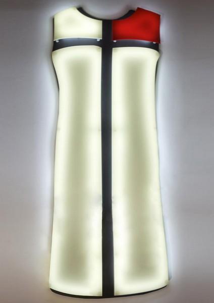Дизайнерские светильники в стиле YSL от Николя Сен-Григори (Nicolas Saint Gregoire)