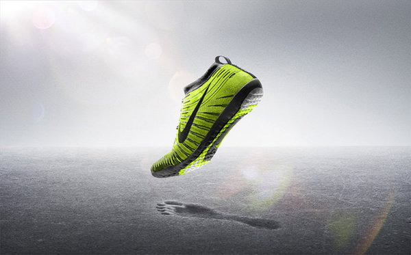 Nike Free Flyknit – кроссовки, похожие на носки