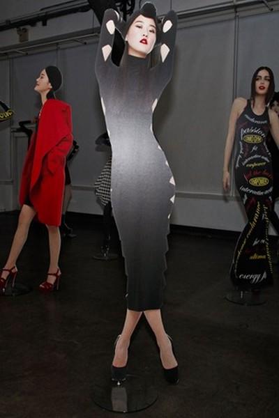 Самое оригинальное «дефиле» на Неделе моды в Нью-Йорке