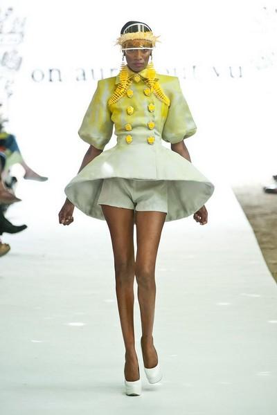 Новая коллекция бренда «On Aura Tout Vu», которую уже прозвали «фантастической»