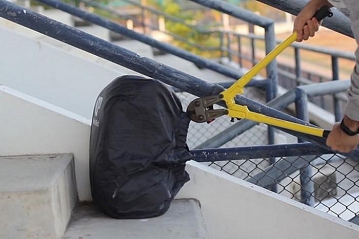 Option Pack Save Cover – чехол для рюкзака с функцией «антивор» из  сверхпрочного материала 32cd917f01d