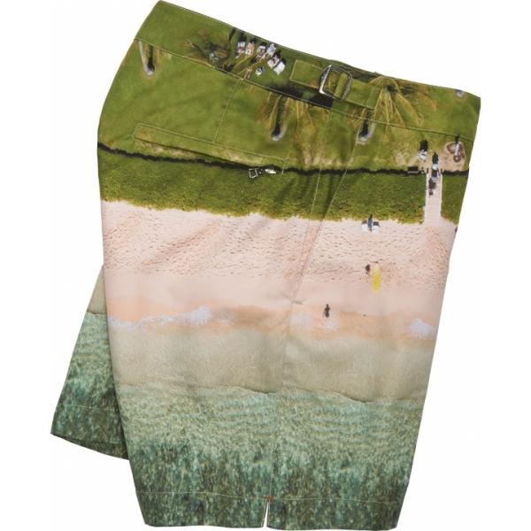 Фотографические шорты от  Орлибара Брауна (Orlebar Brown) и Грея Малина (Gray Malin)