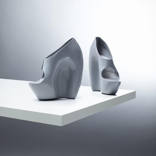 3D-печать в дизайне обуви: коллекция Павлы Подседниковой (Pavla Podsednikova)