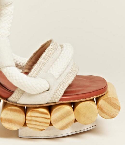 «Корабельная» коллекция обуви и одежды от Педро Лоренцо (Pedro Lourenco)