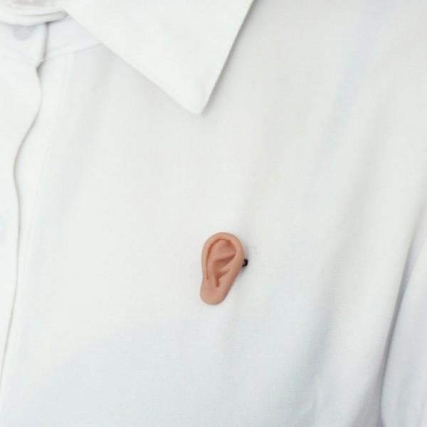 Анатомически правильные украшения от Перси Лау (Percy Lau)