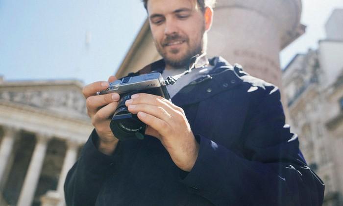 Pixentu – универсальная куртка для фотографа.
