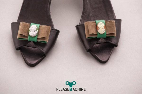 Коллекция украшений для туфель от венгерской дизайн-лаборатории