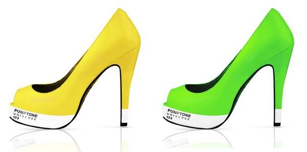 Туфли идеальных оттенков Pumptone