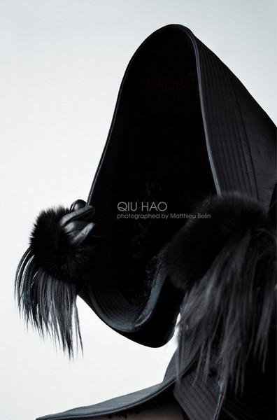 Мистические холода с зимней коллекцией одежды от Цю Хао (Qiu Hao)