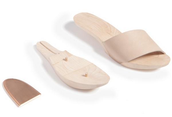 Обувь, похожая на мебель от Рейчел Джуй Чи Чанг (Rachel Jui Chi Chang)