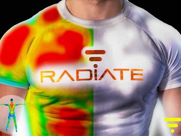 Одежда для эффективных тренировок Radiate