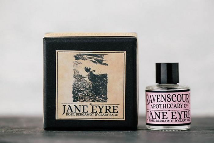 Ароматы героев мировой литературы: Джейн Эйр