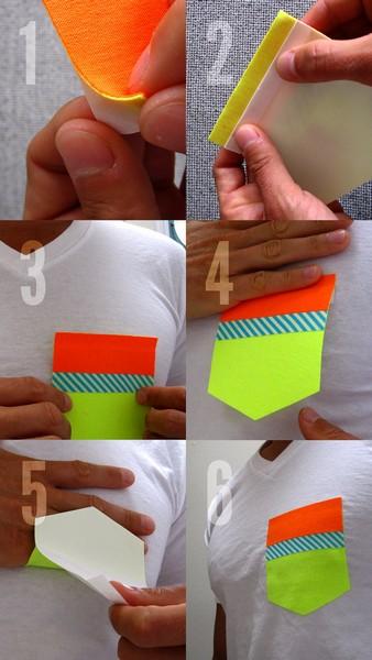 Сменные карманы  Re:Up: Peel & Stick Pocket