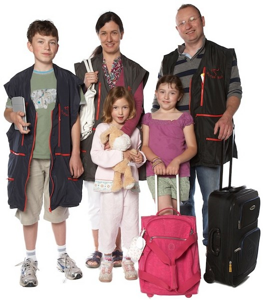 Жилеты для путешественников Big Pocket с ну очень большими карманами