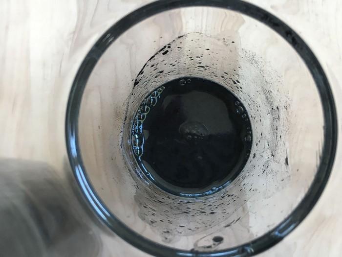 Как сделать чёрный лимонад