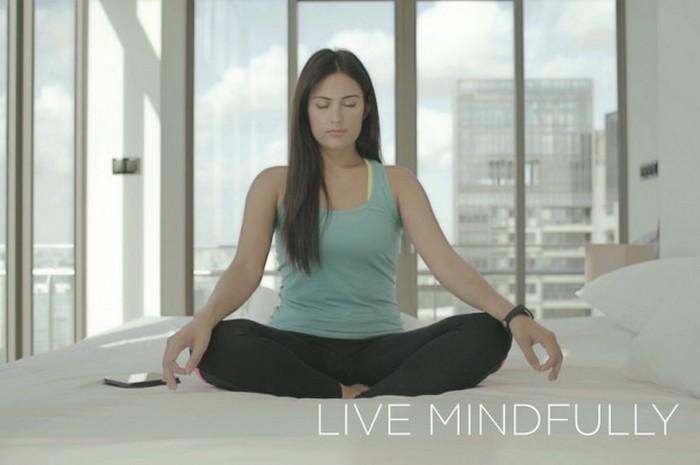 Смарт-браслет Sensmi поможет понять, как побороть стресс