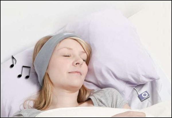 SleepPhones: маска для сна, комфортные наушники и просто стильный аксессуар