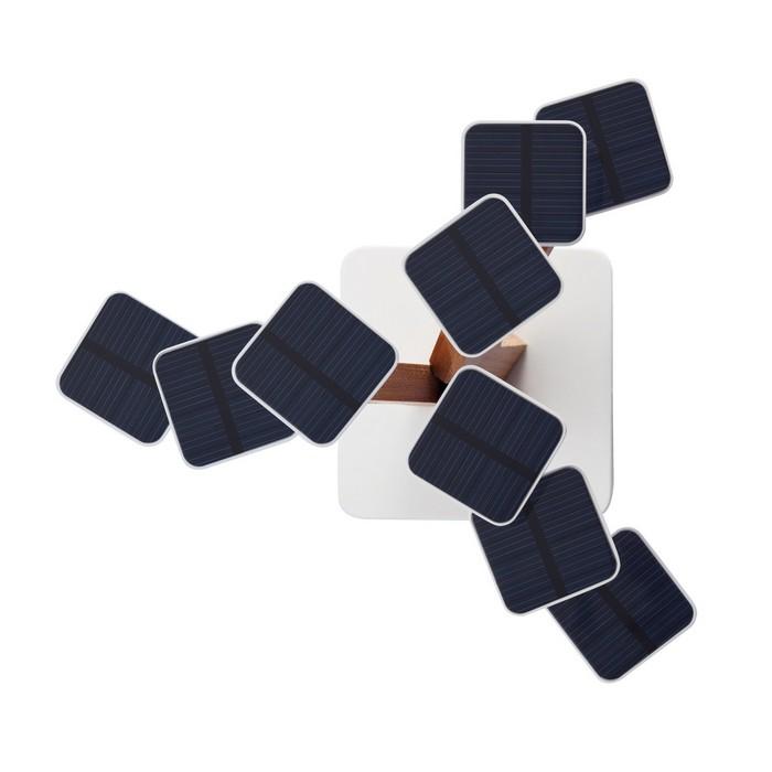 Самая миловидная солнечная батарея Solar Suntree зарядит все гаджеты в доме
