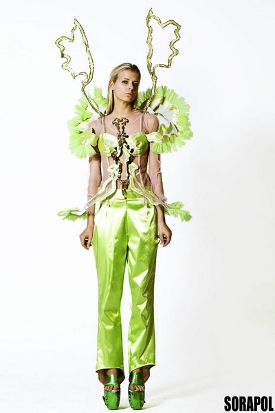 Сказочные платья для современных принцесс от Sorapol