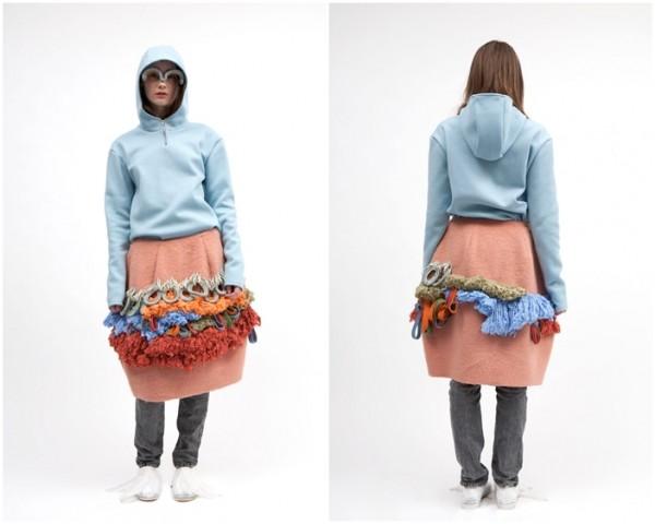 Экстраординарная одежда для фанатов пернатых
