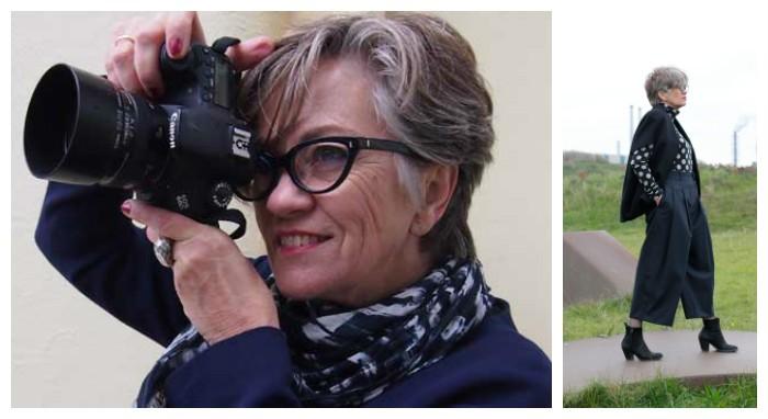Голландский уличный фотограф Misja Beijers, автор блога и аккаунта в  Instagram, посвящённых стильным людям в возрасте