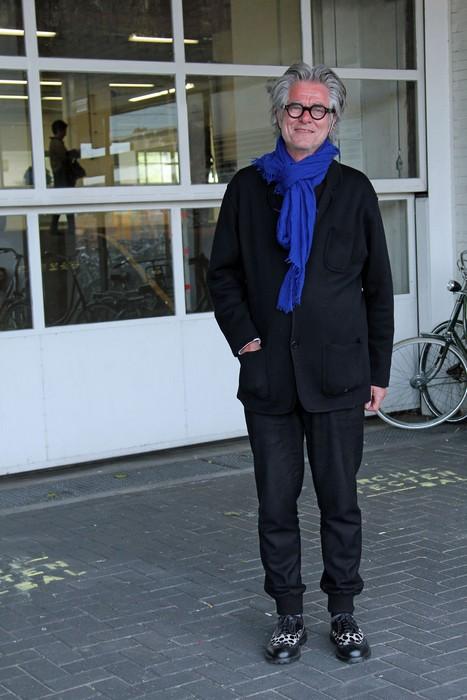 Необычайно стильные люди «за 50» в объективе фотографа Misja Beijers