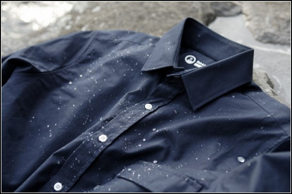 Стильная рубашка от Supermarine