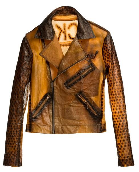 Экологическая одежда из бактерий целлюлозы от Сюзанны Ли (Suzanne Lee)