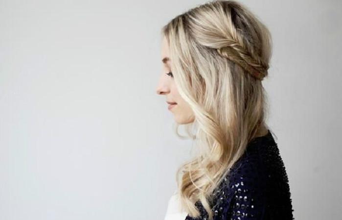 10 ленивых причёсок для обладательниц длинных волос