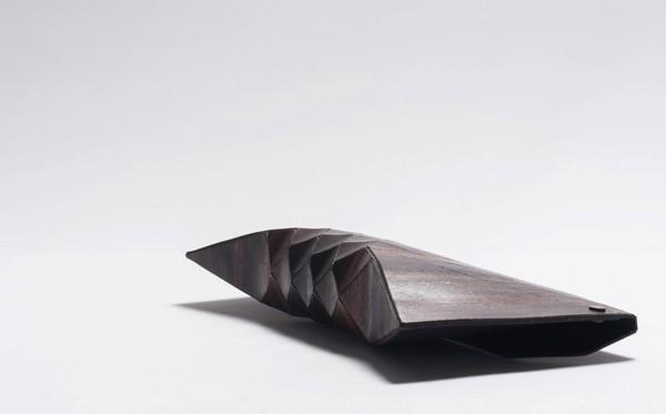 «Мягкие» клатчи из дерева от Artnau