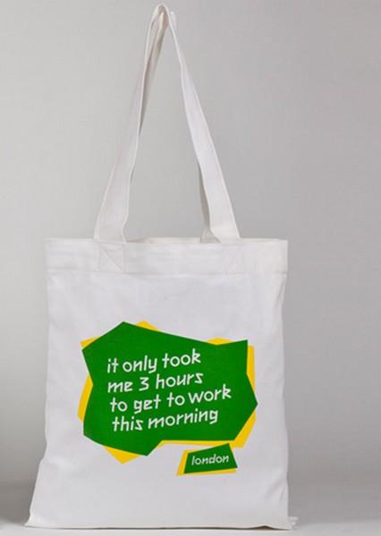 Эко-сумки с иронией и благими намереньями