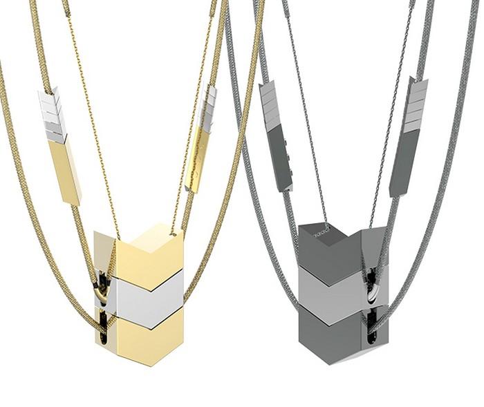 Музыкальное колье The Dipper Audio Necklace