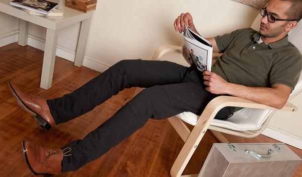 The Dress Pant Sweatpants – самые удобные «деловые» брюки