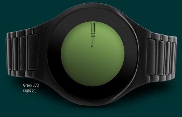 Самые «простые» часы Kisai On Air от Tokyoflash
