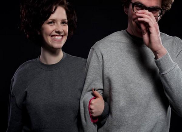 Свитера и футболки для тактильного контакта от Дрю Стэнли (Drew Stanley)