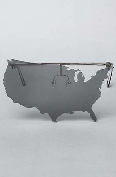 Самые «американские» очки от Джереми Скотта (Jeremy Scott) для Linda Farrow