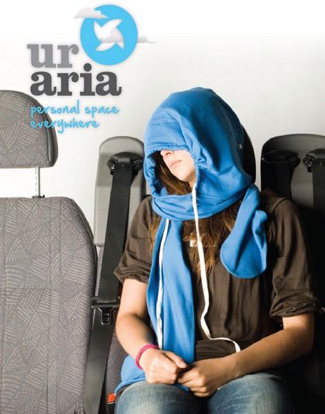 Многофункциональный снуд Ur Aria любое путешествие сделает комфортным