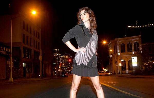 Самая женственная светоотражающая одежда от Vespertine