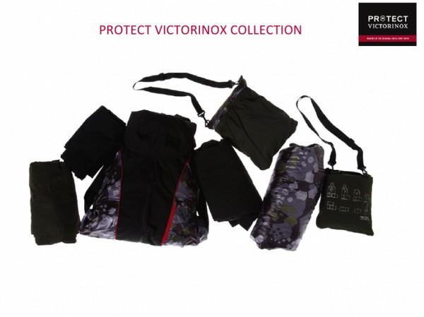 Верхняя одежда по мотивам швейцарского ножа от Victorinox