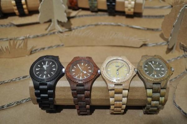 Деревянные часы наручные отзывы
