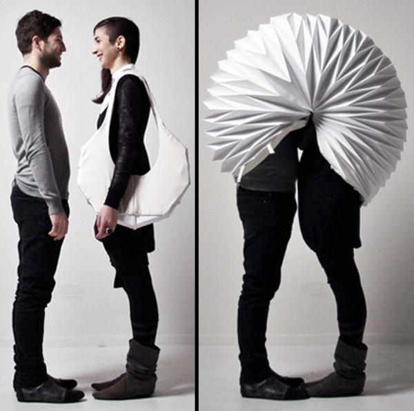 Персональные раковины Privacy Shells: кусочек личного пространства всегда с собой