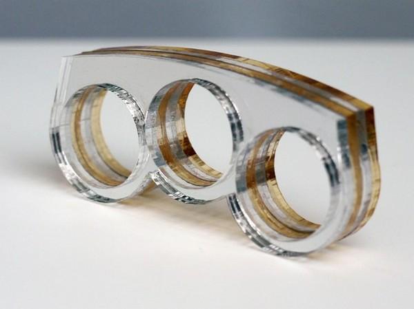 Позитивные кольца от Weasel factory повысят жизненный тонус