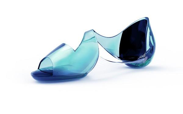 Силиконовая обувь для женщин-водителей от Вонгюнг Ли (Wongyung Lee)