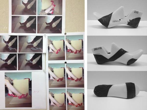 Силиконовая обувь для женщин-водителей от Вонгюнг Ли (Wongyung Lee): прототип