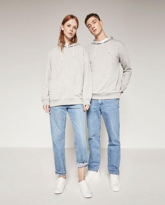 «Ungendered» – первая линия унисекс одежды от Zara