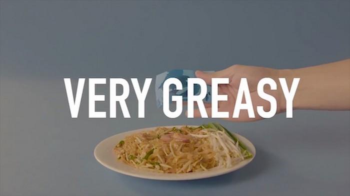 AbsorbPlate - первая в мире тарелка для похудения научит есть меньше жирного